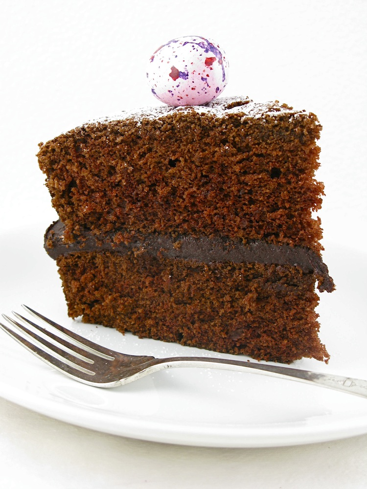 Double Chocolate Layer Cake Recipes — Dishmaps