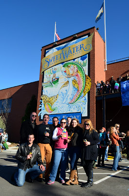 SweetWater Brewing's Sweet 16 Party