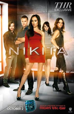 Sát Thủ Nikita Phần 3 - Nikita Season 3 - 2012