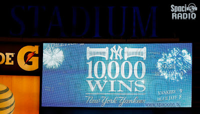 yankees wins 10000