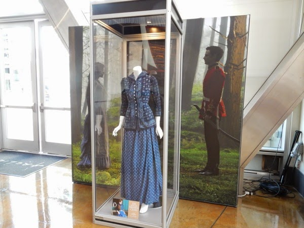 Far From The Madding Crowd movie costume exhibit