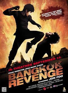 فيلم Bangkok Revenge 2011