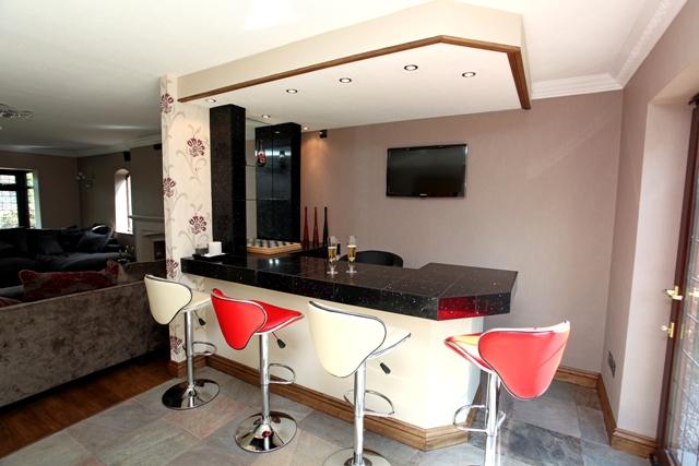 Dise o de bares interiores por paulina aguirre blog de for Modelos de bares para casa en madera