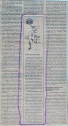 Crítica en el Periódico Juventud Rebelde