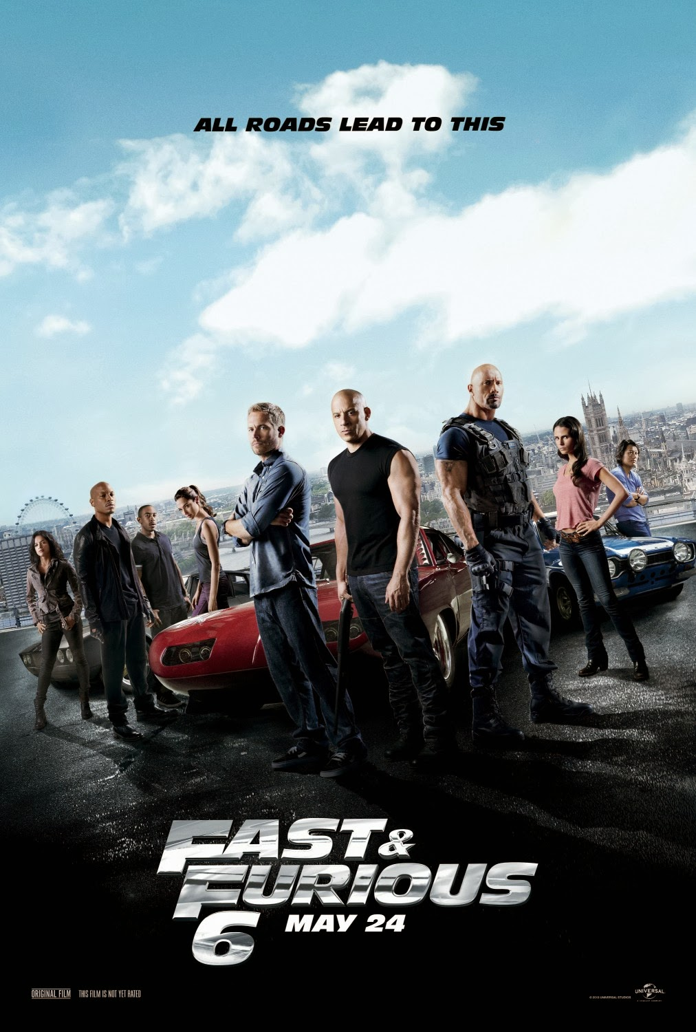 Fast and Furious 6 streaming vf