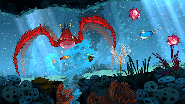 #39 Rayman Wallpaper