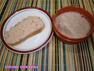 Paté De Palitos De Cangrejo....muy Bueno