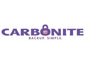 Carbonite coupon code