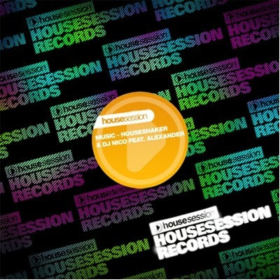 Houseshaker and DJ Nico feat. Alexander - Music (John De Mark and Steve Kid Remix)