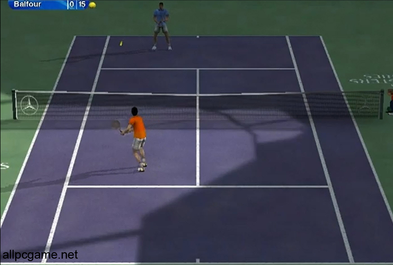 tennis games pc