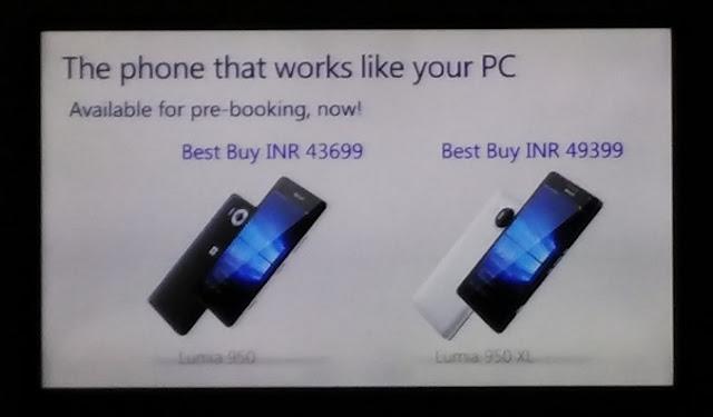 Microsoft-Lumia-950-Lumia-950XL-Price