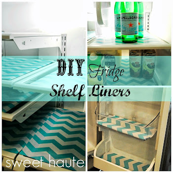 DIY Fridge Shelf Liners Mats
