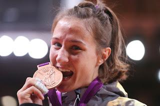 Marti Malloy 2012 London Olympics
