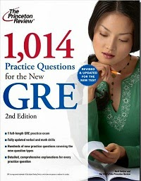1014 Practice questions for GRE