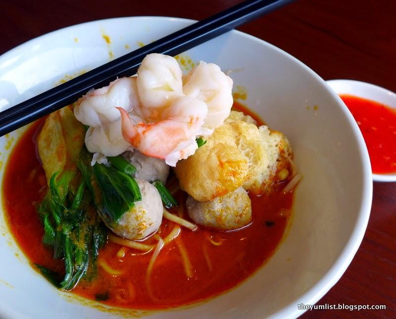 Tanjung Ria Kitchen, Hyatt Regency Kinabalu