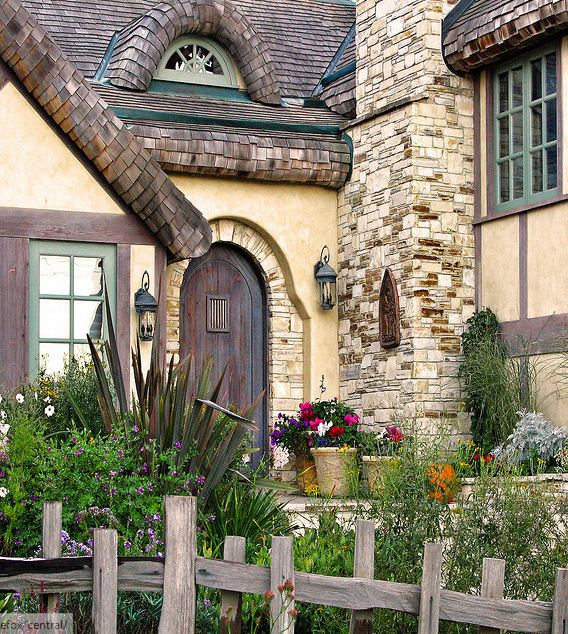 All things architecture fairytale town carmel by the sea for Carmel house