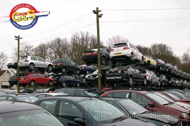 auto verkopen voor export
