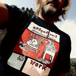 MirRoy Comics - auch am T-Shirt