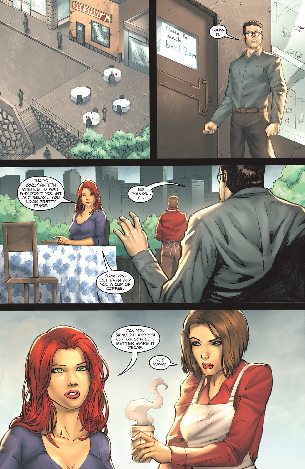 Grimm Fairy Tales (2005) Issue #33 #36 - English 6