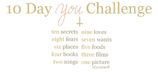 Day 4: 7 Wants of the 10 Day You Challenge