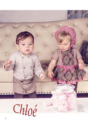 Moda niños dolce petit