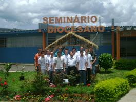 Seminário Diocesano Nossa Senhora de Belém -  Diocese de Guarapuava-  Integrantes no ano 2012