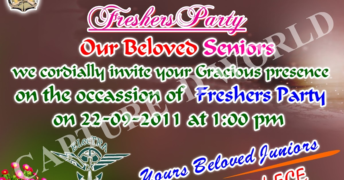 Farewell Party Invitation Email – Farewell Party Invitation Email