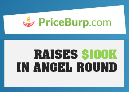 Priceburp.com Indian Coupon site raises $100K