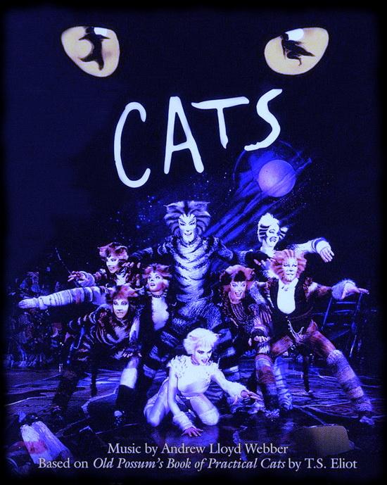 CATS - The Musical ... 120 minutos