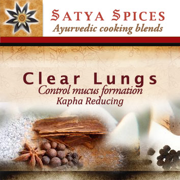 how to clean lungs ayurveda