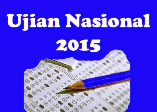 ujian nasional smp 2015