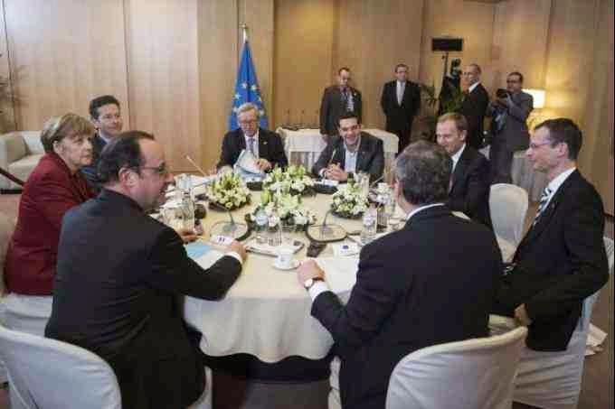 Κακόγουστο θέατρο εις βάρος του ελληνικού λαού η δήθεν «διαπραγμάτευση»!