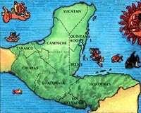 Proyecto historia septiembre 2012 for Cultura maya ubicacion