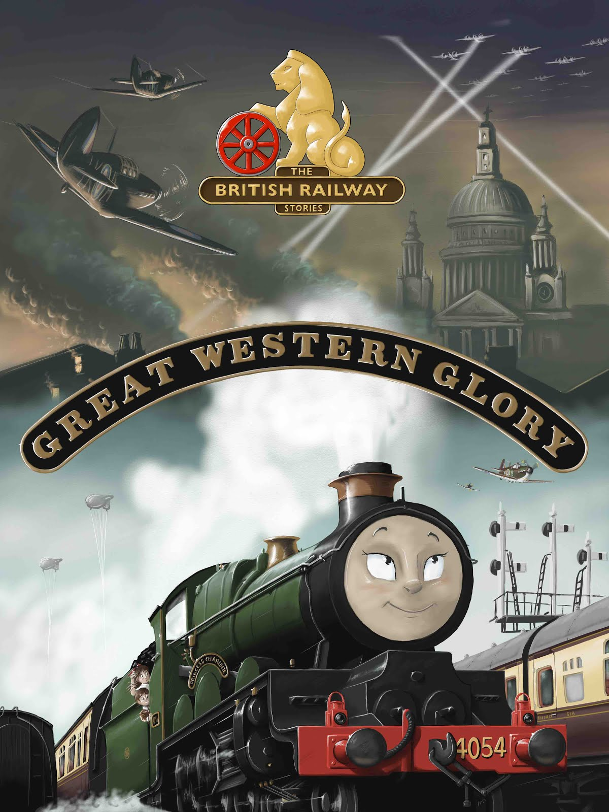 Great Western Glory