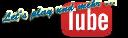 Besucht meinen Youtube-Kanal