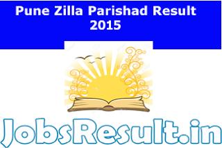 Pune Zilla Parishad Result 2015