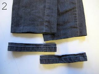 Jeans oplægning - gode råd