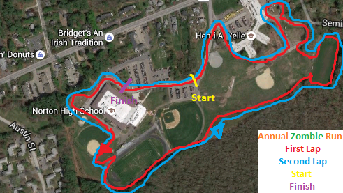 2017 All-Terrain Course (Same as 2016)