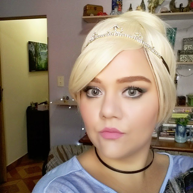 Tutorial de Maquiagem Cinderella