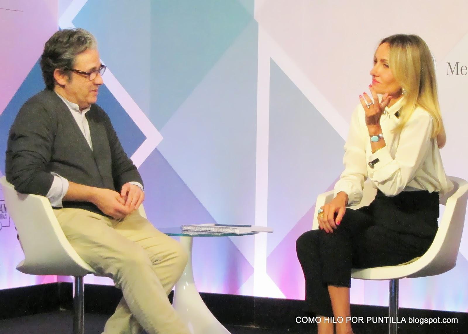 Clara-Courel-entrevistando-a-Miguel-Palacio