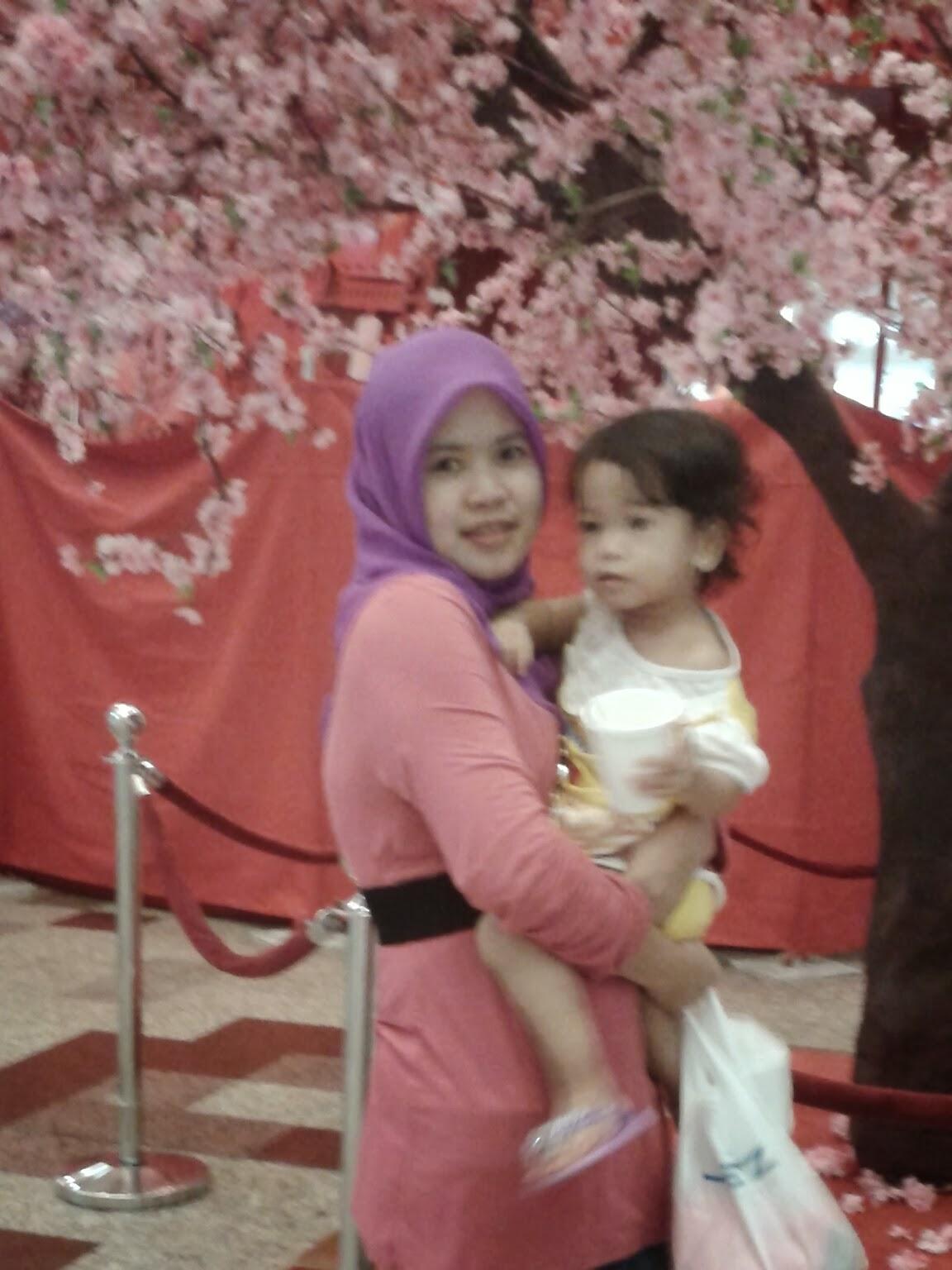 Pemilik Sunnah Mall2u:Nur Balqis Qahira