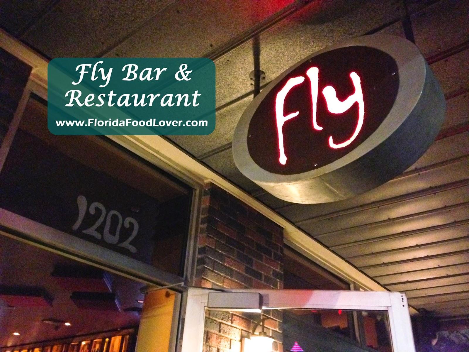 florida food lover fly bar restaurant tampa fl. Black Bedroom Furniture Sets. Home Design Ideas