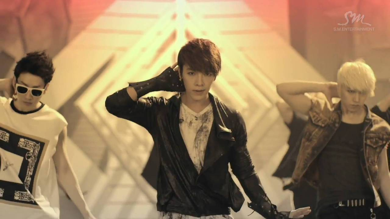Super Junior Sexy, Free & Single Music Video