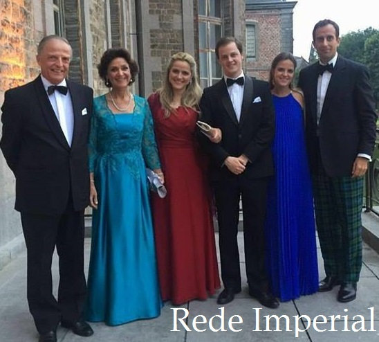 Familia Imperial Hoje
