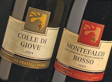 packaging etichetta vino design marketing branding brand bottiglia adesivi giove ricerca nome