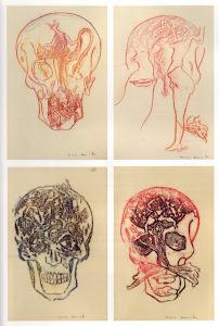 Frottage - Max Ernst