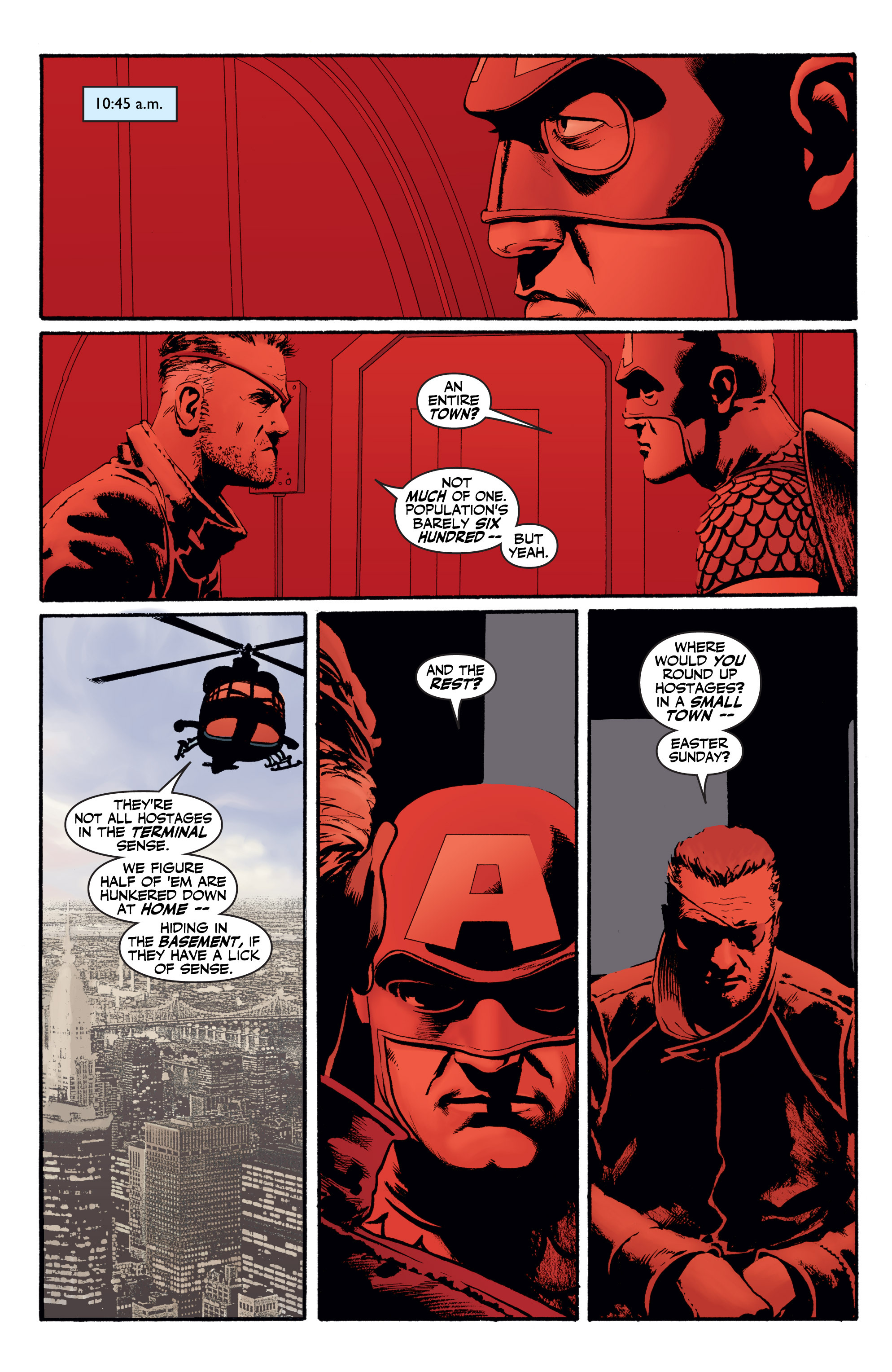Captain America (2002) Issue #2 #3 - English 3