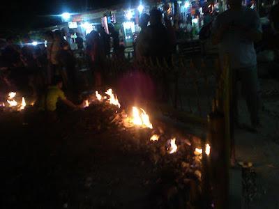 """Kawasan Wisata """"Api Tak Kunjung Padam"""" Pamekasan"""