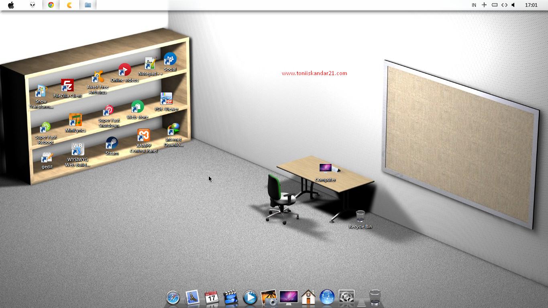 Wallpaper Laptop Unik By 3d Interior Cara Kreatif Atur
