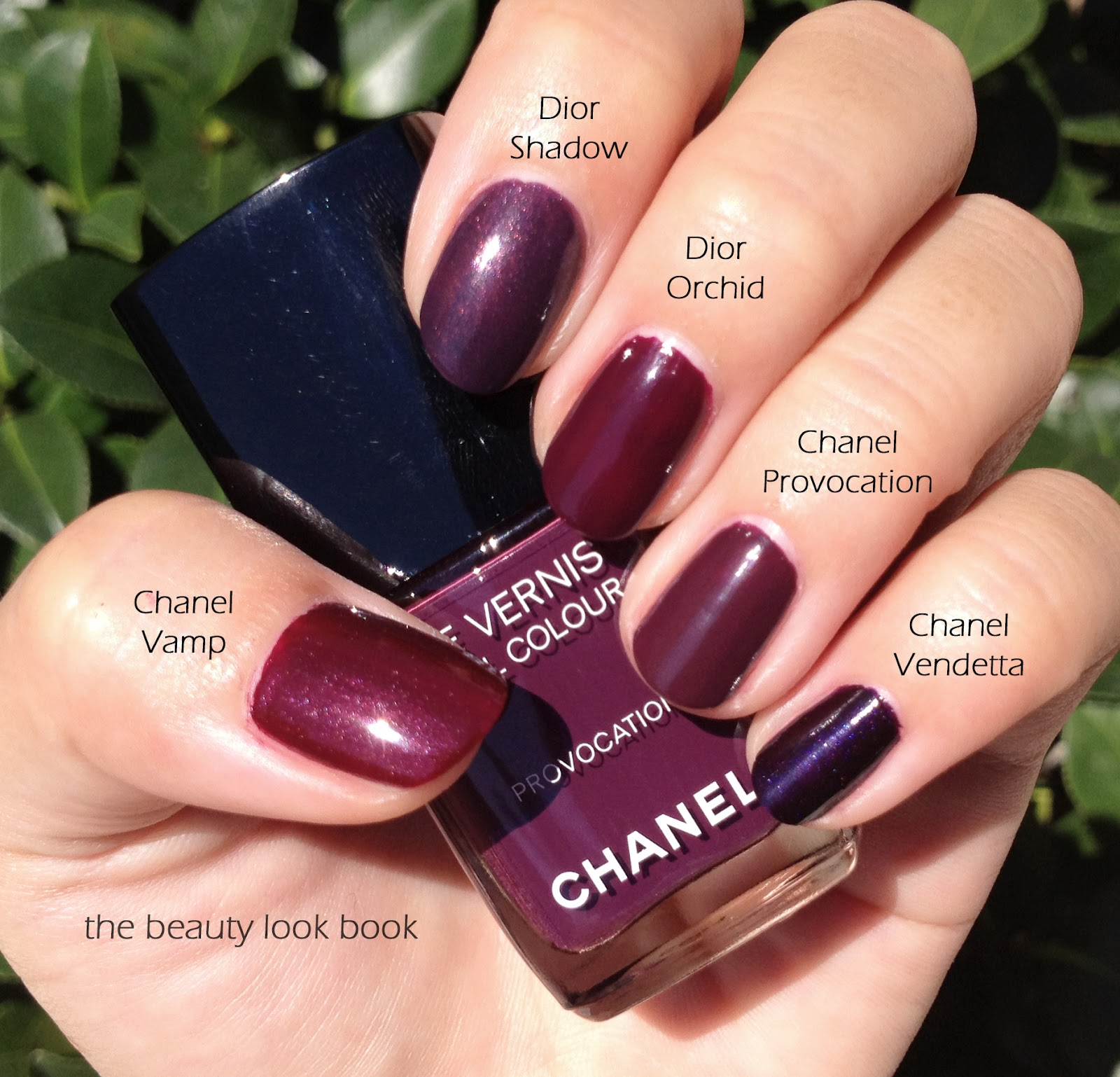 Chanel Provocation Le Vernis